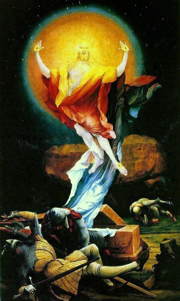 Grunewald Christ