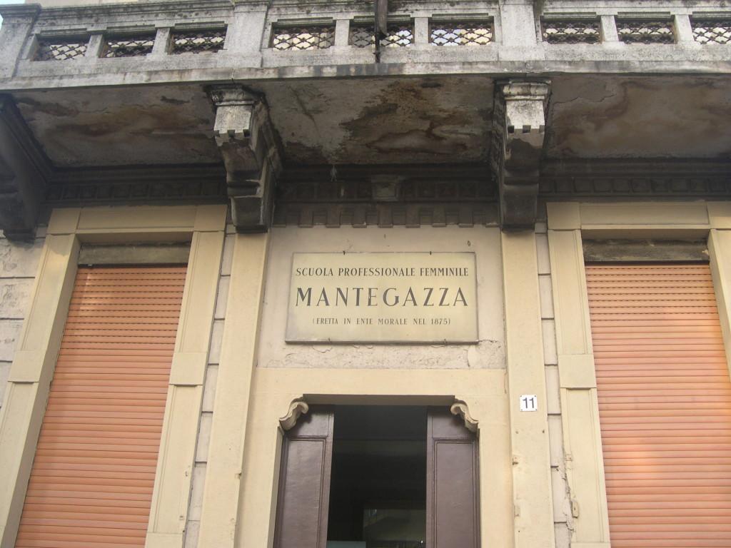 Istituto professionale femminile Mantegazza