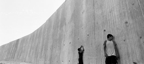 Parlare coi muri