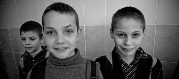 Bambini - La battaglia dei 9 anni