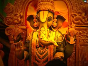 Ganesha, il signore, ma anche il distruttore degli ostacoli