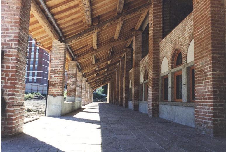 Biblioteca Chiesa Rossa Milano