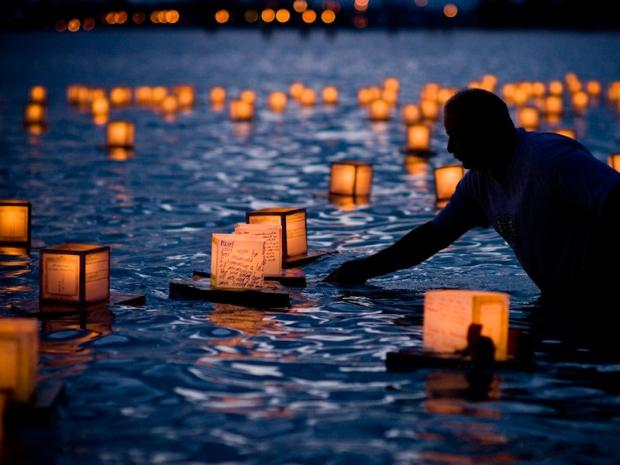 La notte delle lanterne a Milano