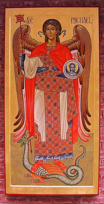 Icona di San Michele Arcangelo