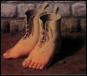 Scarpe Magritte