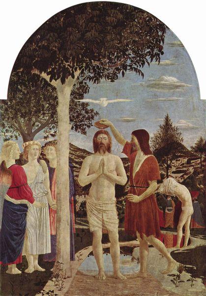Il battesimo sul Giordano