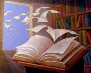 La casa dei libri addormentati